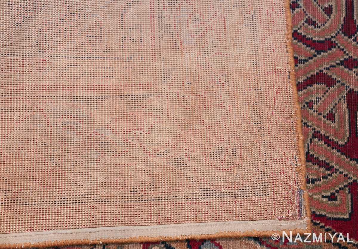 George Bain Small Celtic Hunting Rug 49836 Woven Knots Nazmiyal