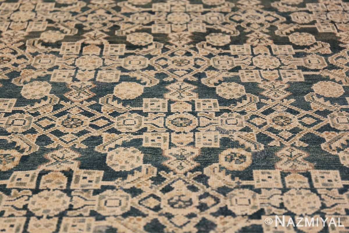 Large Antique Persian Malayer Rug 41370 Closeup Field Nazmiyal