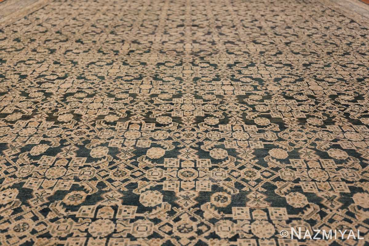 Large Antique Persian Malayer Rug 41370 Field Design Nazmiyal