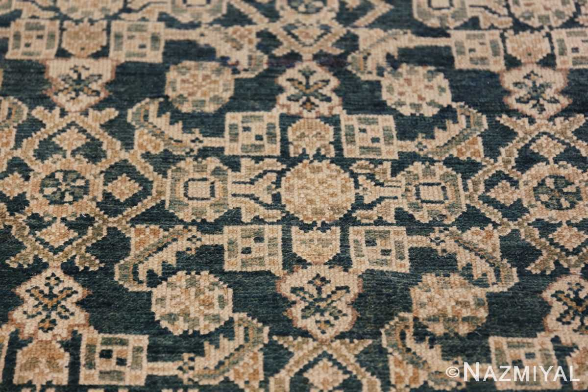 Large Antique Persian Malayer Rug 41370 Geometric Shape Nazmiyal