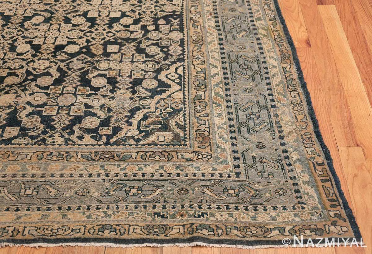 Large Antique Persian Malayer Rug 41370 Side Design Nazmiyal