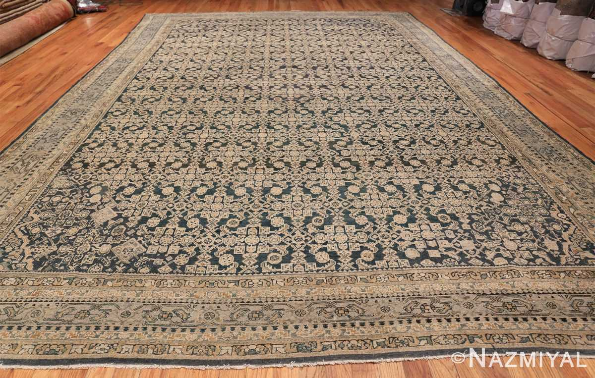 Large Antique Persian Malayer Rug 41370 Whole Design Nazmiyal