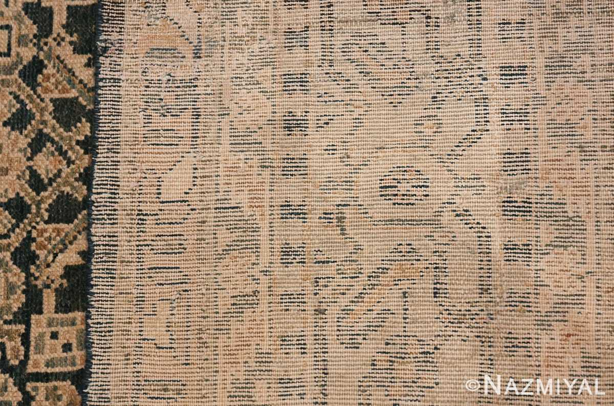 Large Antique Persian Malayer Rug 41370 Woven Knots Nazmiyal