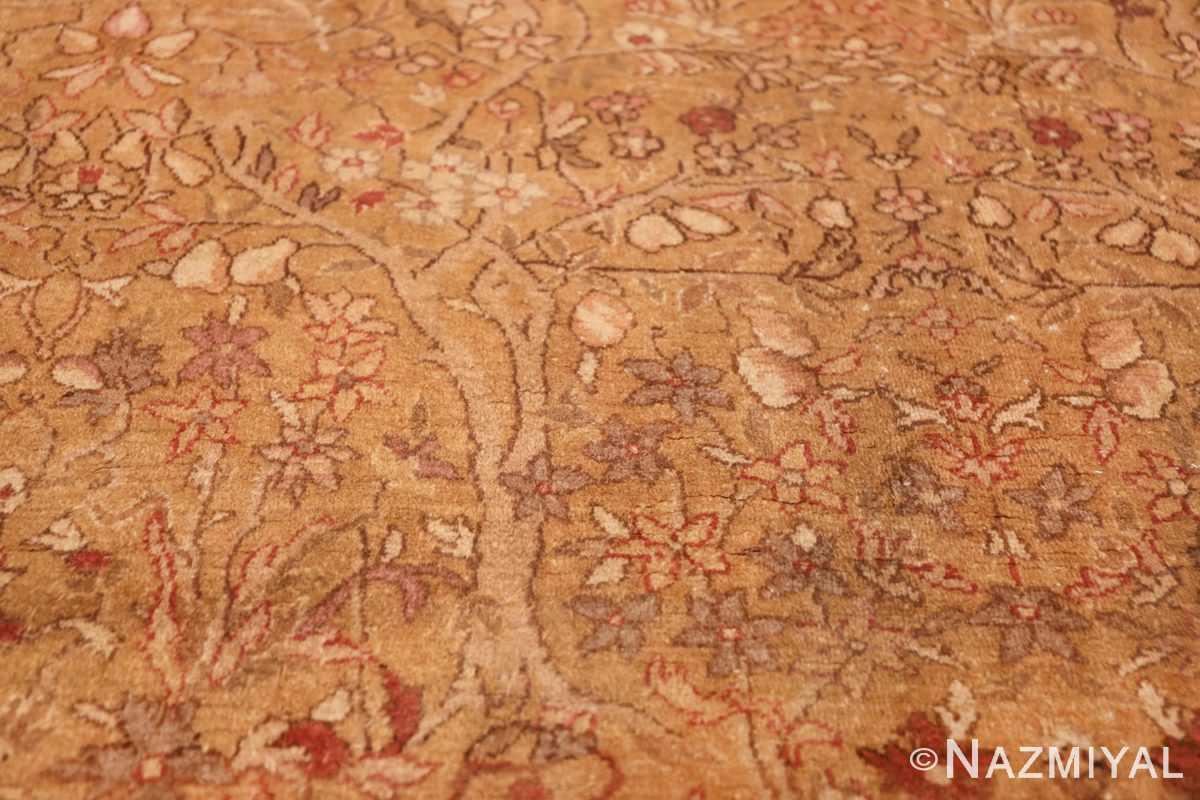 Oversize Antique Turkish Hereke Rug 50384 Pear Tree Nazmiyal