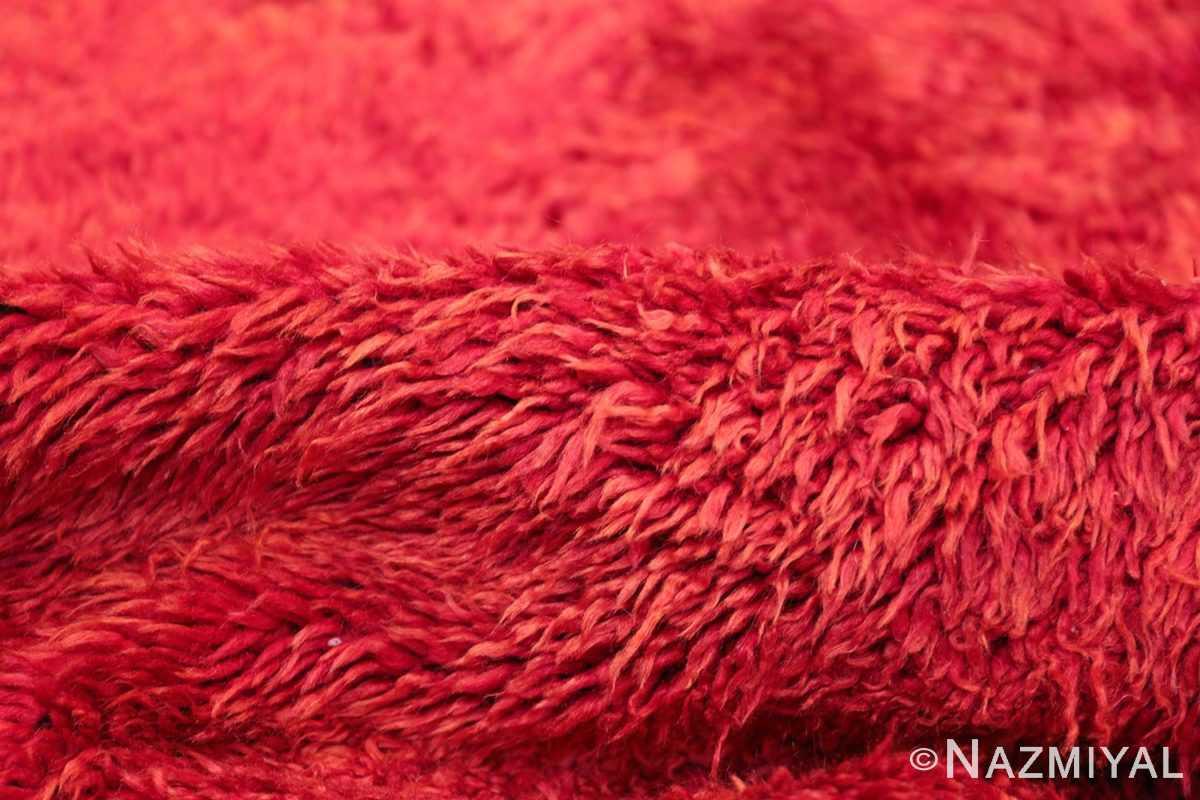 Room Size Vintage Moroccan Rug 49883 Pile Nazmiyal