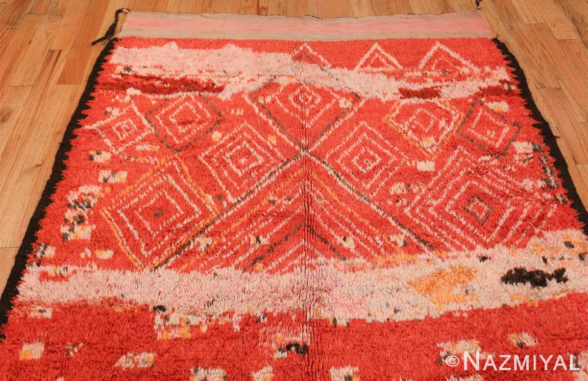 Room Size Vintage Moroccan Rug 49893 Top Design Nazmiyal