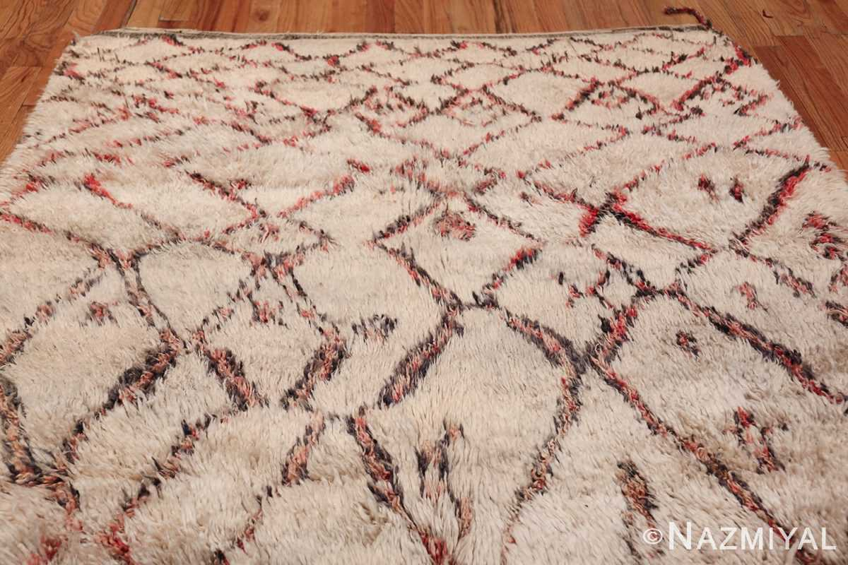 Vintage Moroccan Rug 49882 Top Design Nazmiyal