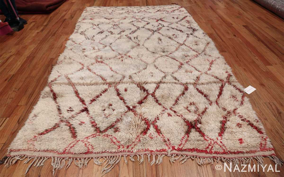 Vintage Moroccan Rug 49882 Whole Design Nazmiyal