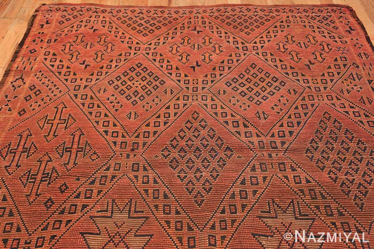 Vintage Room Size Double Sided Moroccan Rug 49880 Top Design Nazmiyal