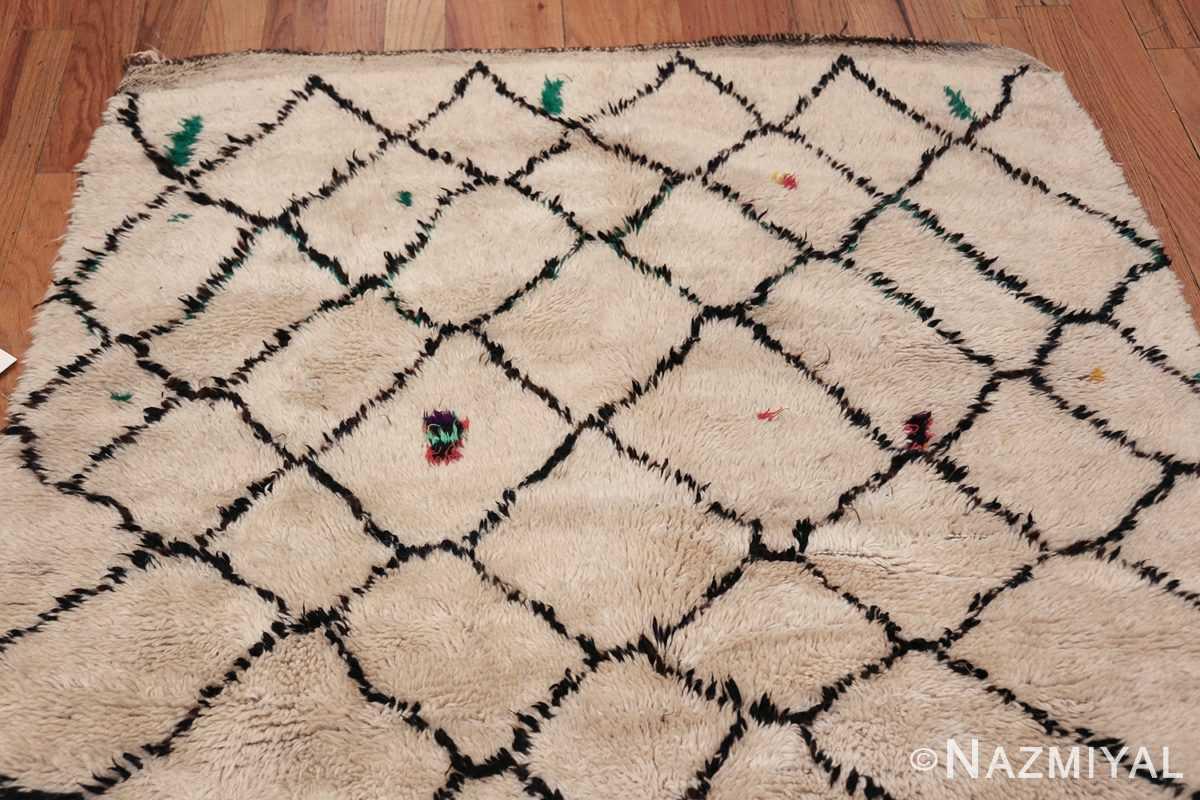 Wide Hallway Vintage Moroccan Rug 49885 Top Design Nazmiyal