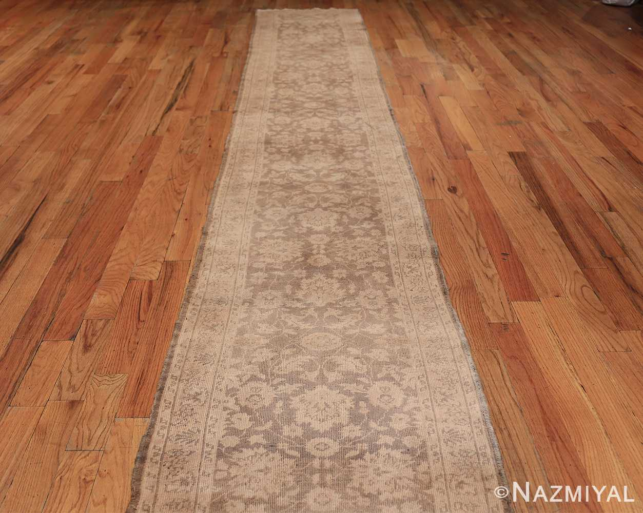 Long and Narrow Vintage Turkish Sivas Runner 50264 Whole Design Nazmiyal