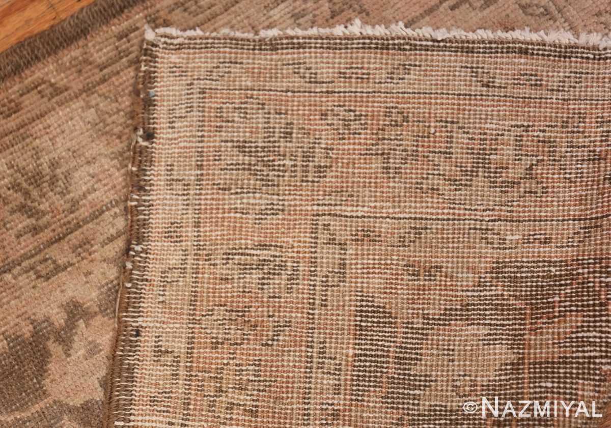 Long and Narrow Vintage Turkish Sivas Runner 50264 Woven Knots Nazmiyal