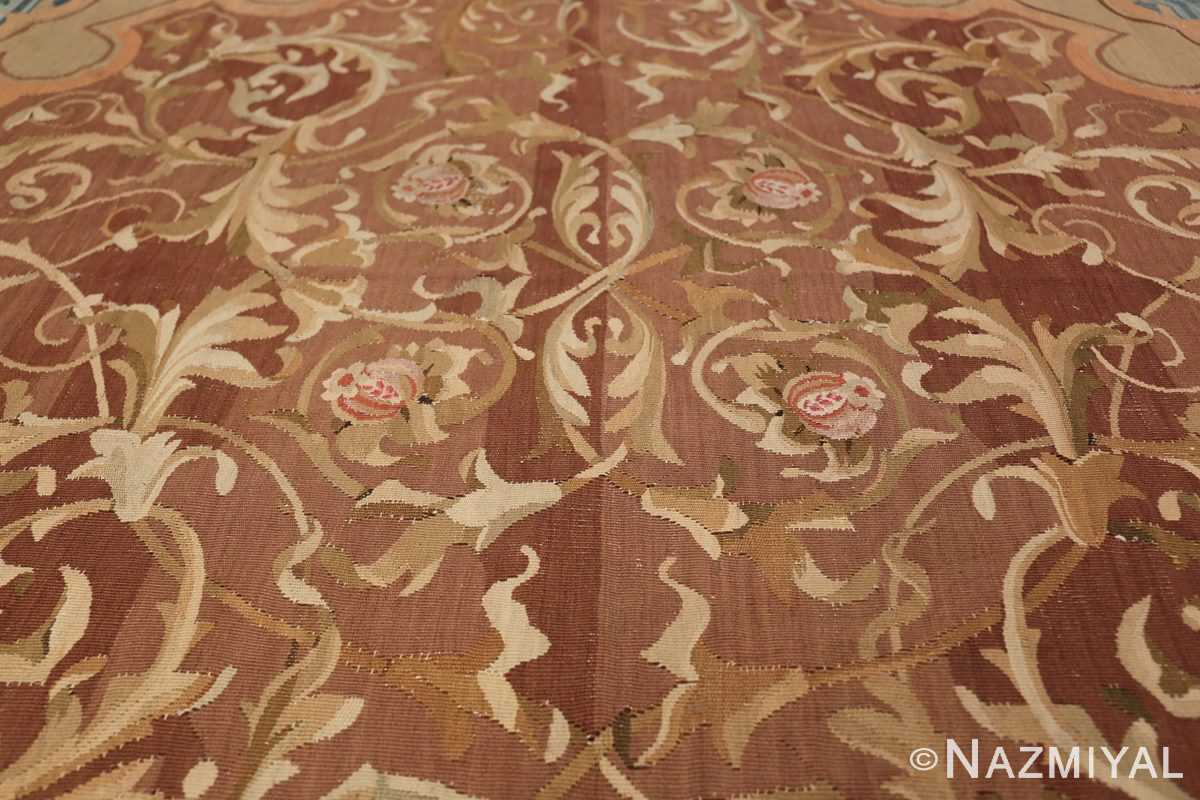 Mid 19th Century French Aubusson Tapestry 49908 Middle Part Nazmiyal