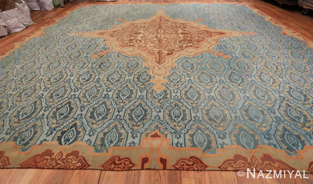 Mid 19th Century French Aubusson Tapestry 49908 Whole Design Nazmiyal