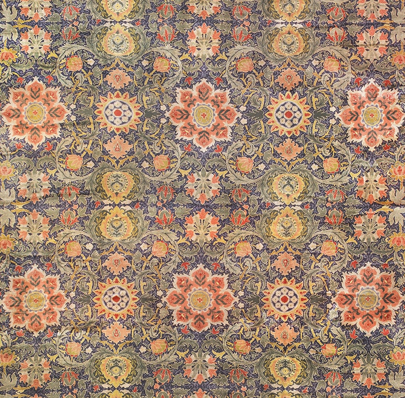 Antique Arts And Crafts Rugs: Antique William Morris Arts And