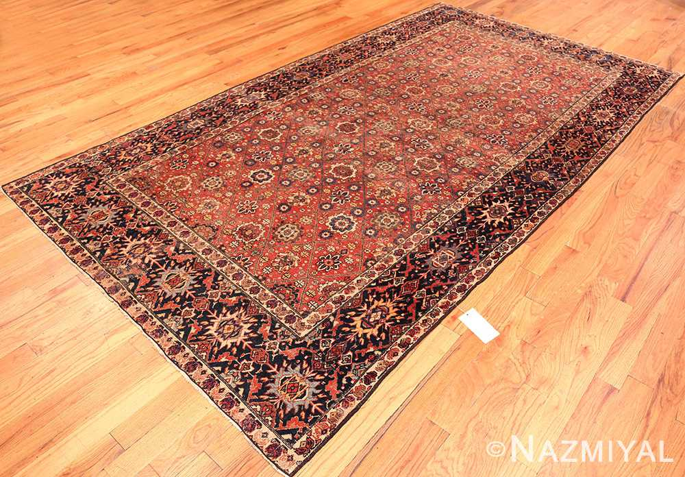 18th Century Antique North West Persian Rug 49513 - by Nazmiyal