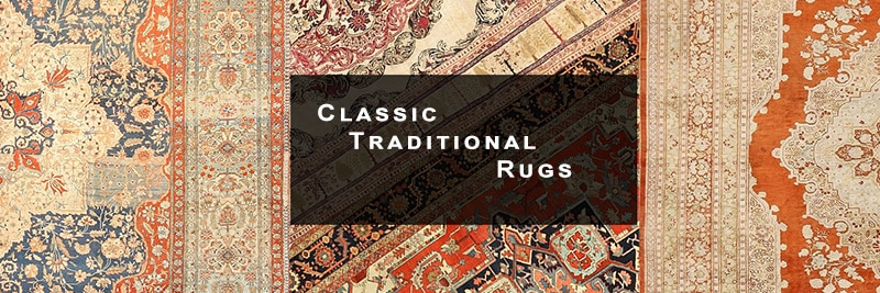 Antique Classic Traditional Rugs from Nazmiyal Antique Rugs in NYC