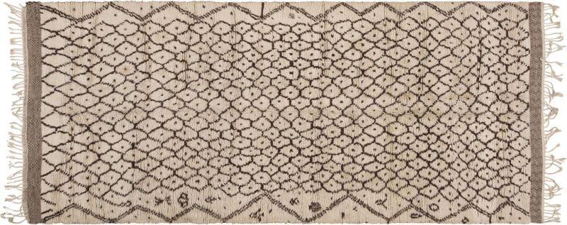 Beni Ourain Rugs | Beni Ourain | Vintage Moroccan Beni Ourain Rug