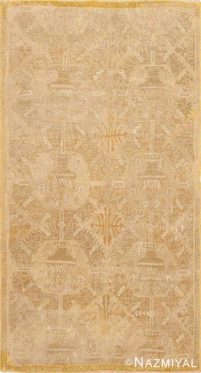 Alcaraz 17th Century Spanish Rug #50000 from Nazmiyal