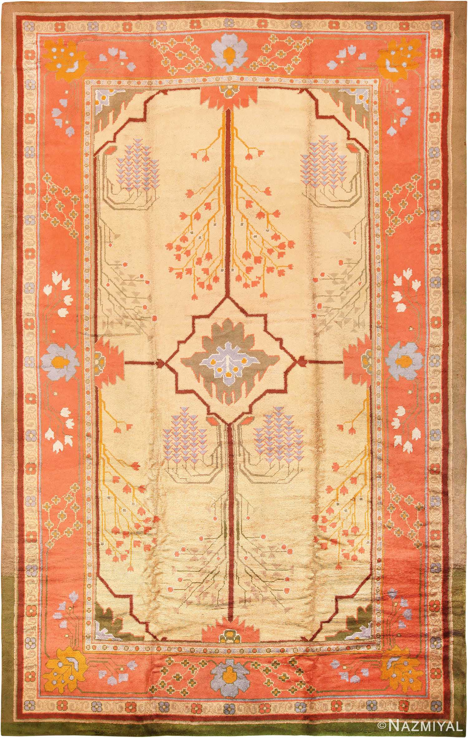 Irish Arts And Crafts Donegal Rug 49987