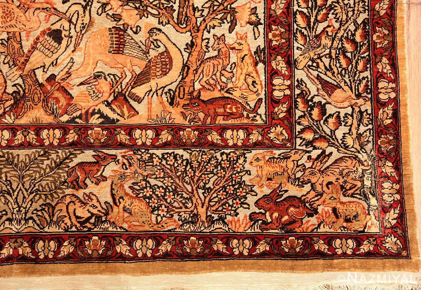 Turkish rug  vintage dog rug  bohemian rug  small area rug  wool rug  stair rug  bathroom rug  antique rug  2.6 x 3.8 ft MB 2173