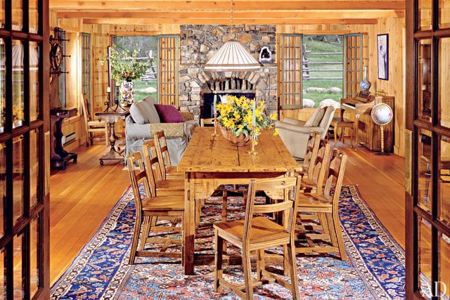 Dining Room Rugs Choose A Perfect Dining Room Rug For