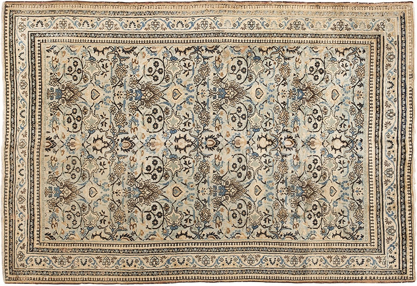 Antique Persian Doroksh Carpets - Nazmiyal Rugs NYC