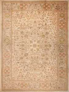 Antique Persian Sultanabad Rug 70013 by Nazmiyal