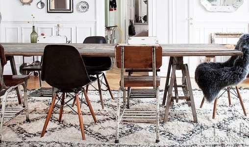 Interior Decorating With Dining Room Rugs - Nazmiyal