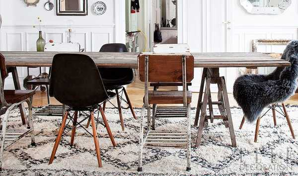 Interior Decorating With Dining Room Rugs - Nazmiyal