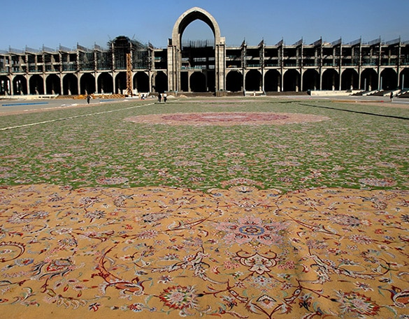Largest Rug In The World - Nazmiyal Antique Rugs