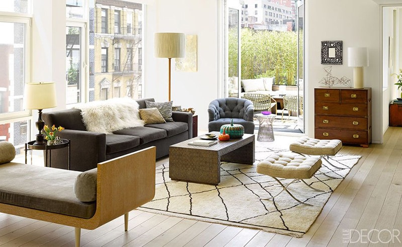 Living Room Rugs How To Pick The