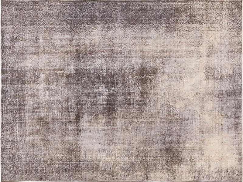 Modern Shabby Chic Sivas Grey Color Oriental Rug #49695 - Namziyal