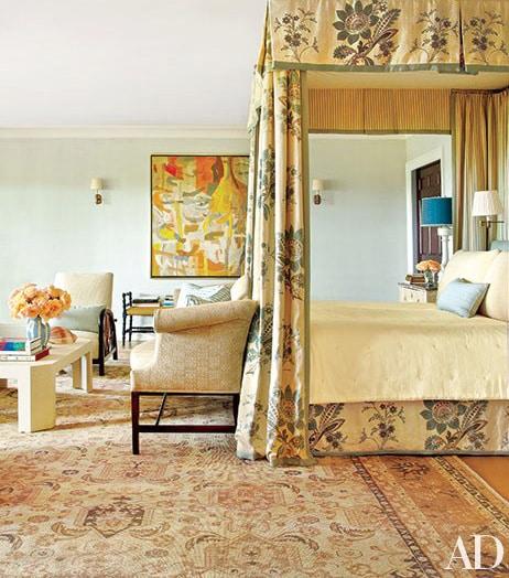 Neutral Color Decor Bedroom Rugs - Nazmiyal