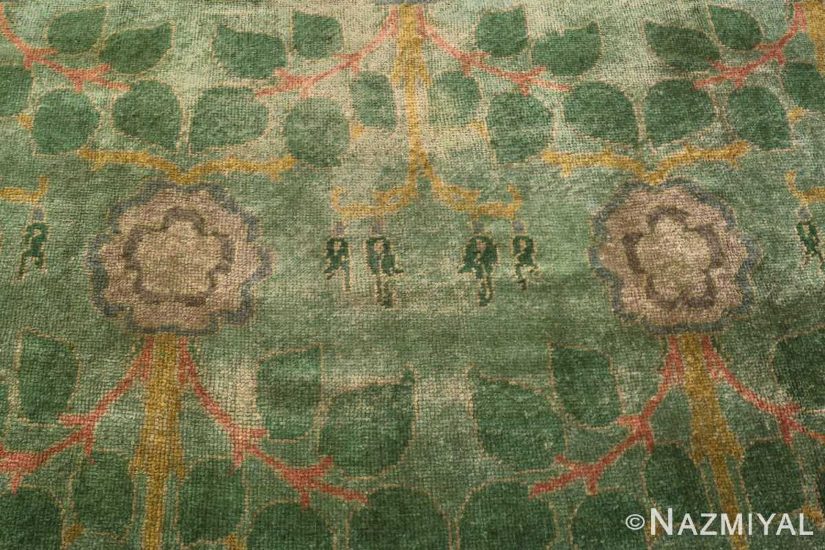 Antique Arts & Crafts Donegal Irish Rug 49913 by Nazmiyal