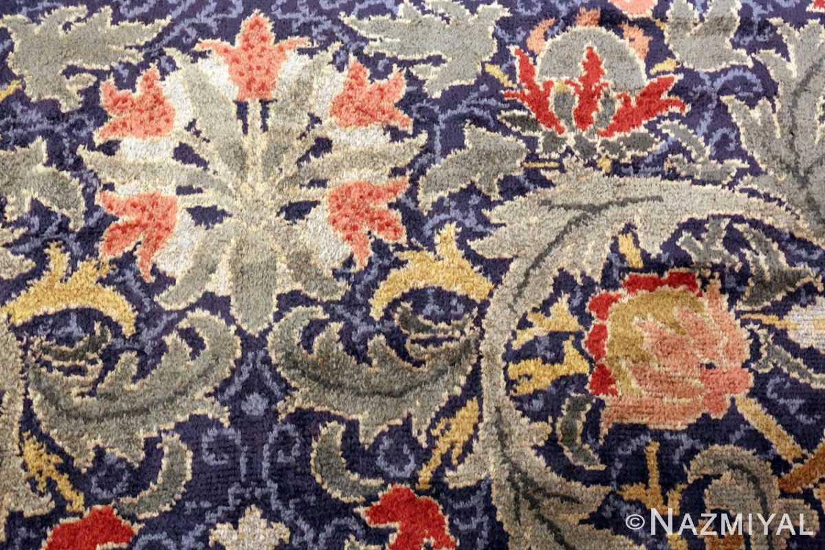 Antique Oversized William Morris Arts & Crafts Rug #49912 by Nazmiyal