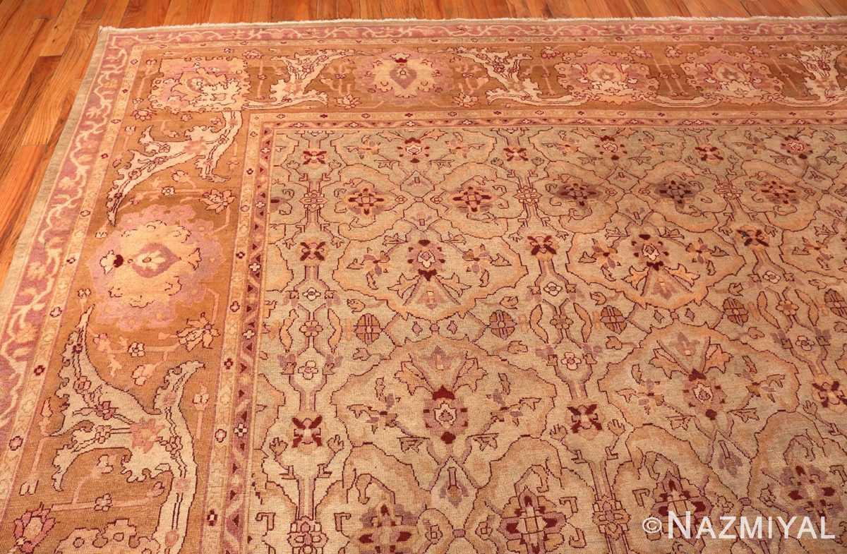 Antique Oversized Indian Amritsar Rug 49538 by Nazmiyal