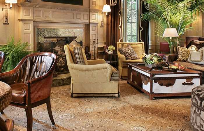 What Interior Designers Look For In Rugs by Nazmiyal Antique Rugs in NYC