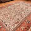 Image of Large Antique Ivory Persian Sultanabad Carpet #70014 from the collection of Nazmiyal Antique Rugs NYC