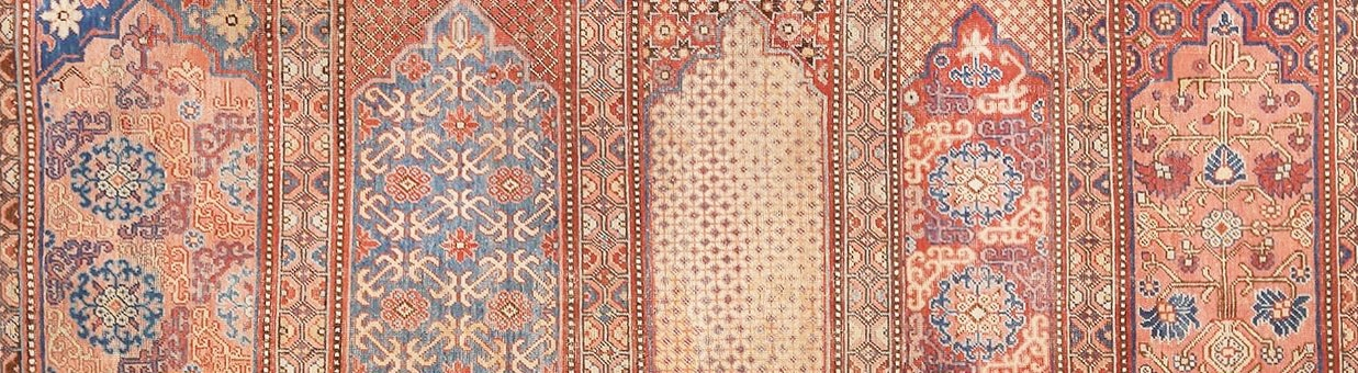Nazmiyal Antique Rugs and Oriental Carpets in NYC