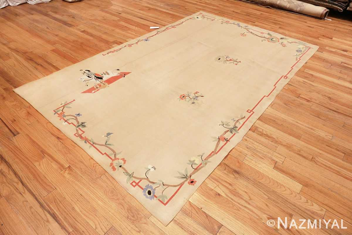 Image of Antique Romanian Bessarabian Kilim Tapestry Rug #70018 from the collention of Nazmiyal Antique Rugs NYC