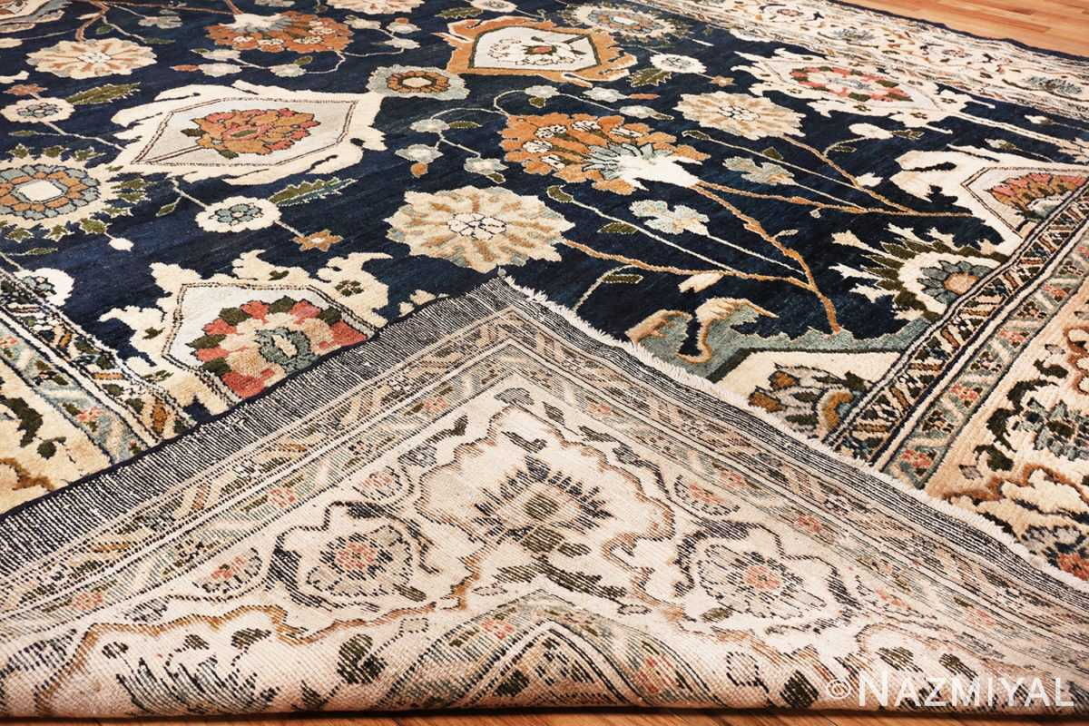 Image of Weave Large Blue Antique Persian Malayer Rug #70010