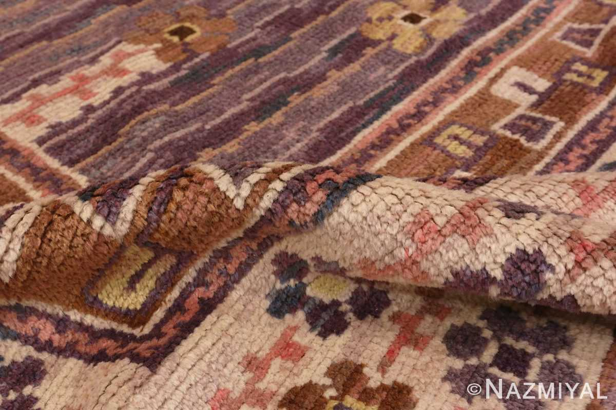 Image of Pile Vintage Pile Scandinavian Marta Maas Steninge Rug #70050 from the collection of Nazmiyal Antique Rugs NYC