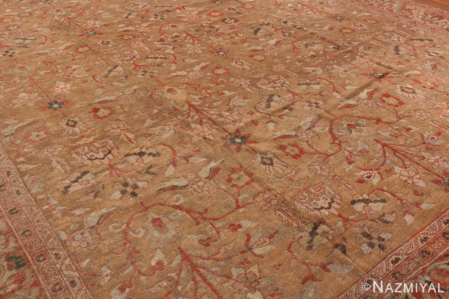 Picture of The Center Field Of Antique Persian Sultanabad Rug #48944 from Nazmiyal Antique Rugs in NYC