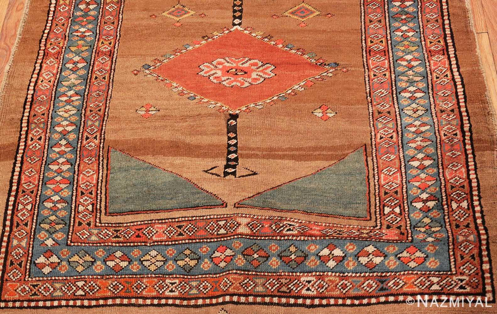 Antique Persian Serab Runner 47455 By Nazmiyal