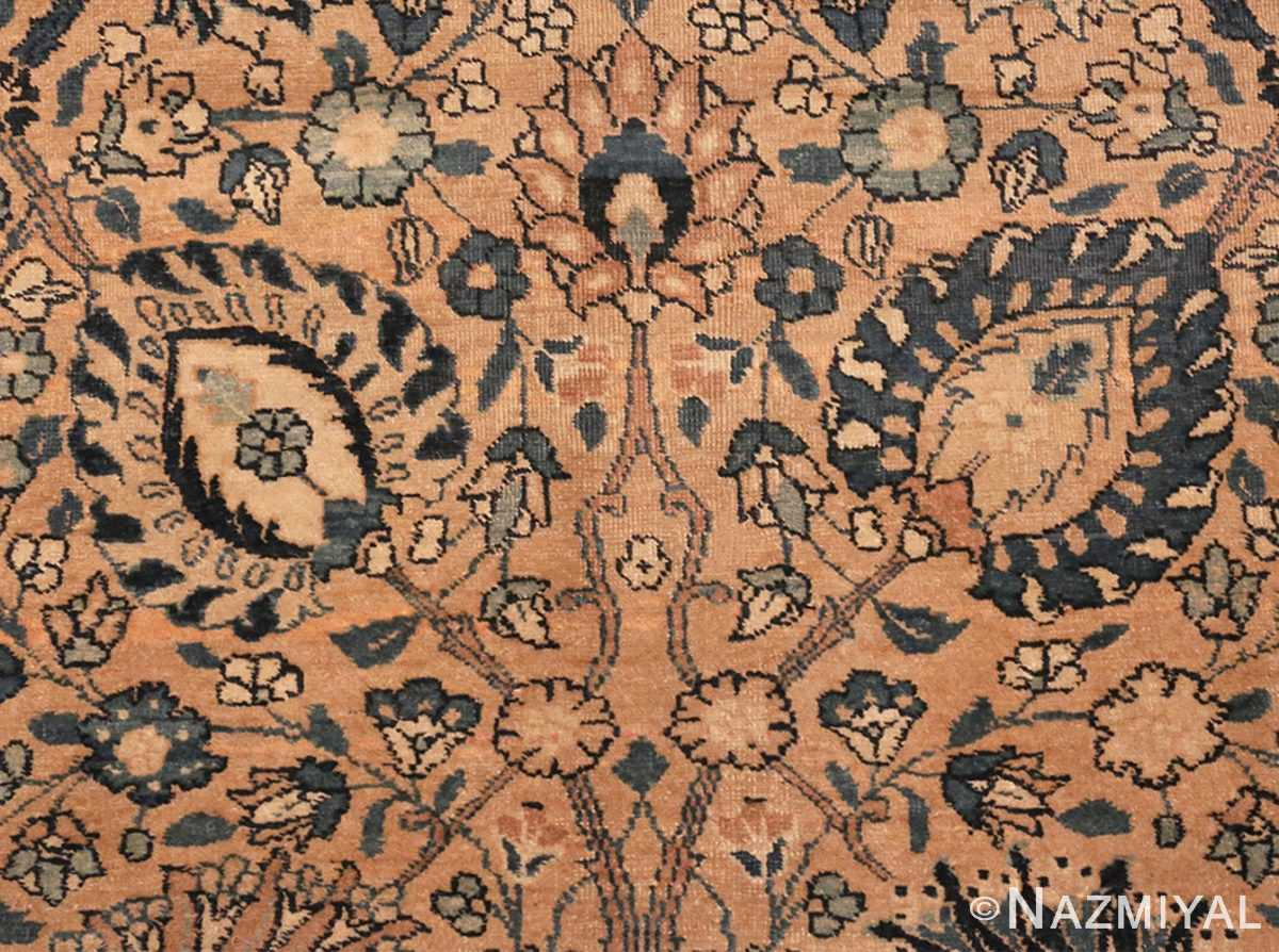 Detailed Picture of Antique Tabriz Persian Rug #42055 From Nazmiyal Antique Rugs In NYC