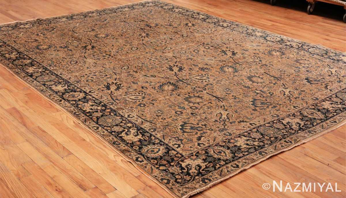 Overall Picture of Antique Tabriz Persian Rug #42055 From Nazmiyal Antique Rugs In NYC