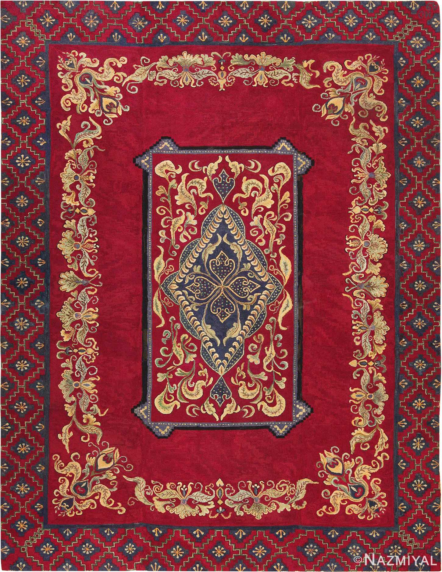 Hooked Rugs Hook Rugs Antique American Hooked Carpet