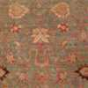 A detail pattern picture of the antique persian tabriz #70070 from nazmiyal new york city