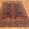 Picture of antique Caucasian Shirvan rug #70076 from Nazmiyal Antique Rugs in NYC